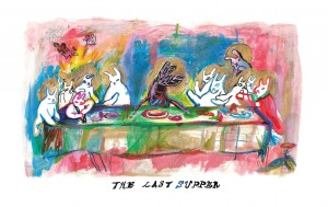 The Last Supper © YiMiao Shih