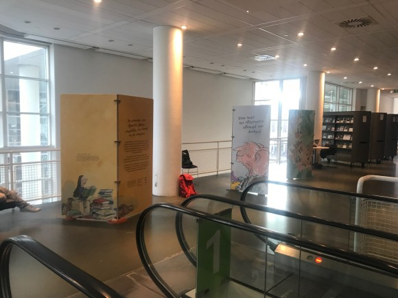 Netherlands spin-off libraries exhibition 1