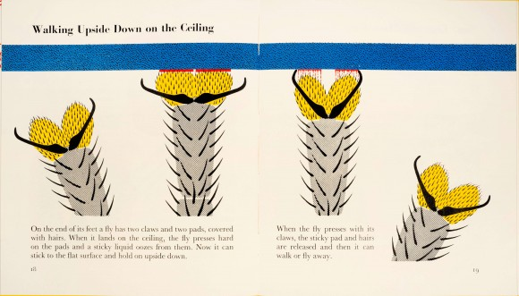 Too Small to See, 1956  © Otto and Marie Neurath Isotype Collection, University of Reading