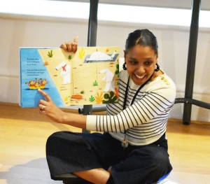 Neysela Silva da Reed, Creative Fun for 2-5s © Rachel Stoplar