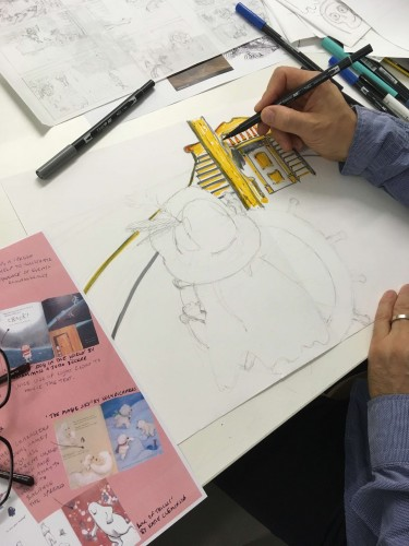 Introduction to Creating Picture Books 2 © Claire Alexander